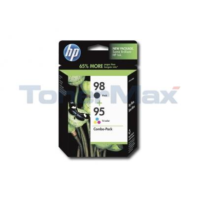 HP NO 95 98 INK BLACK/TRI-COLOR COMBO PACK